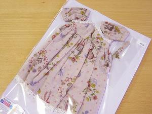 PARABOX 47cm用ドレス