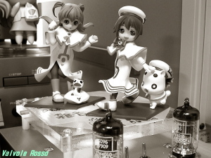 ARIA アイちゃん&アリス モノクロ版