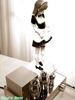 コトブキヤ 御坂美琴 -とあるメイド姿の超電磁砲-