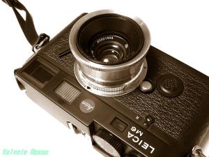 ライカM6TTL 温黒調モノクロ写真