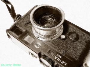 ライカM6TTL 鉛筆スケッチ画