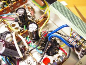 6BQ7-6CH6シングルアンプ 配線手直し