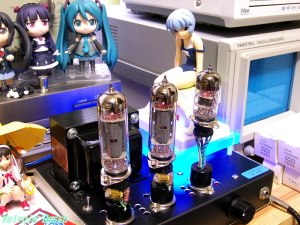 初段6N3P-E、出力段6P15P-ERにして、音を聞いてみた。(1)