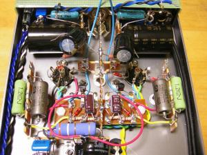ハイブリッドμフォロワE90CC零号機改修作業(5)