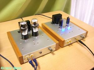 USオクタルソケット改造機(6G6-G)と標準仕様