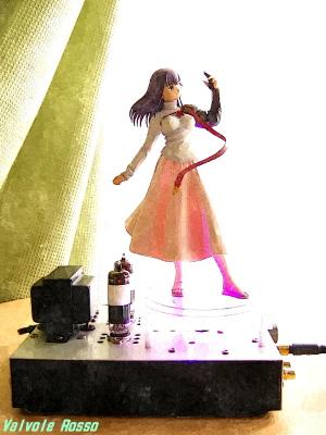 アルター Fate/stay night 間桐桜 FotoSketcher水彩画バージョン