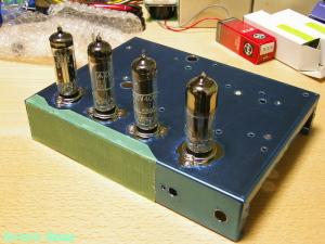 A2134アンプ製作