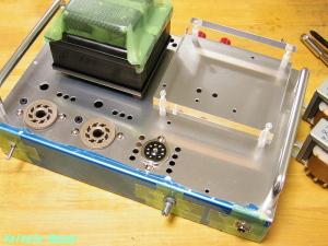 テスト用HY65試作機