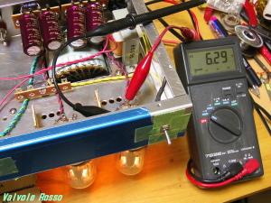 HY65ヒーター直流点火試験