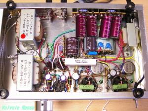 HY65試作機の内部レイアウト