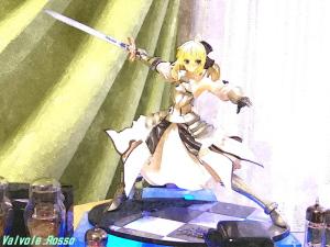 グッドスマイルカンパニー Fate/unlimited codes セイバー・リリィ ~全て遠き理想郷(アヴァロン)~