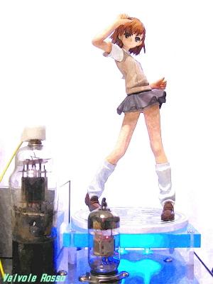 6N2PEV-EL32アンプ グッスマ 御坂美琴 水彩