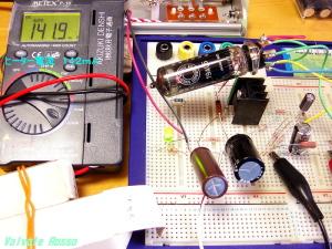 19AQ5ヒーター電流測定