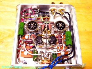 WE408A hybrid Headphone Amplifier Ver09a