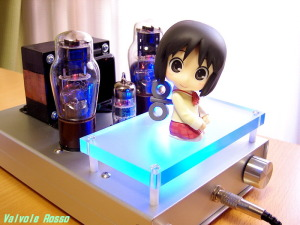 6DJ8-1626 Single Ended Amplifier (Tube Headphone Amplifier) Good Smile Company PVC Figure Nendoroid Nichijou Nano Shinonome