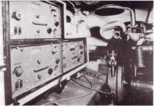 German Tank Radio Fu 5