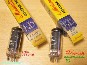 PHILIPS Miniwatt 6CH6