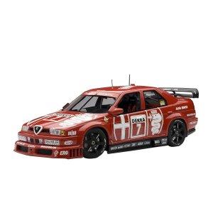 AUTOart 1/18 アルファロメオ 155 V6 TI DTM #7 1993 (最終戦・ホッケンハイム優勝) ナニーニ