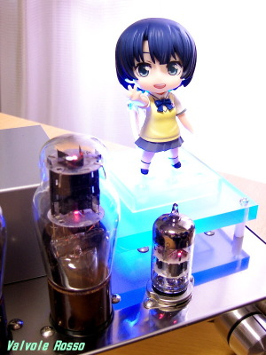 6DJ8-1626 Single Ended Amplifier (Tube Headphone Amplifier) Good Smile Company PVC Figure Nendoroid Waiting in the Summer Kanna Tanigawa