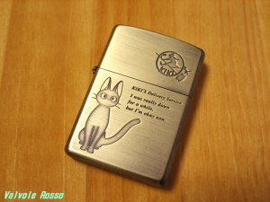 Panasonic LUMIX DMC-F7 《魔女の宅急便ジジ・Zippoオイルライター》 STUDIO GHIBLI  KIKI'S Delivery Service Zippo Oil Lighter