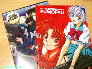 Panasonic LUMIX DMC-F7 《北米版 フルメタルパニックふもっふ The Second Raid DVD-BOX》