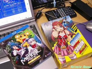 Panasonic LUMIX DMC-F7 《北米版 フルメタルパニックふもっふBD-BOX 超重神グラヴィオン&グラヴィオン・ツヴァイ DVD-BOX》