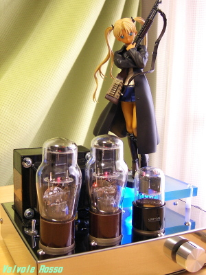 12SL7-1626 Single Ended Amplifier (Tube Headphone Amplifier) Good Smile Company 1/8th Scale figure GUNSLINGER GIRL Triela