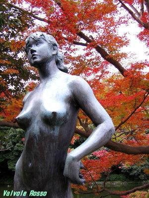 Panasonic LUMIX DMC-F7 撮影地:富山県 高岡古城公園 2003.11.04