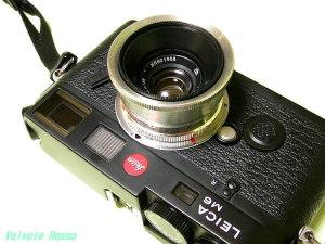 LEICA M6 ttl Russian lens JUPITER-12 35mm F2.8