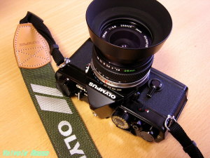 OLYMPUS OM-1N ZUIKO 35mm F2.8
