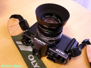 OLYMPUS OM-3Ti ZUIKO 28mm F3.5