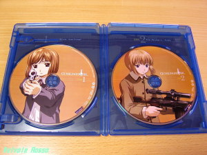 Panasonic LUMIX DMC-F7 《北米版 GUNSLINGER GIRL(第一期)BD-BOX》