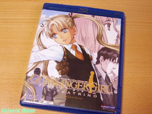 Panasonic LUMIX DMC-F7 《北米版 GUNSLINGER GIRL(第二期)BD-BOX》
