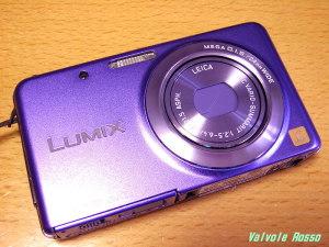 コンデジ Panasonic LUMIX DMC-FX80 を購入したのは、物欲リミッターが外れた為だったりします。。。(汗
