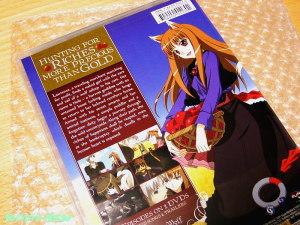 狼と香辛料 (第一期) 北米版DVD-BOX