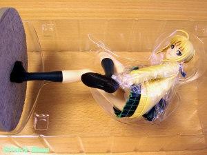 ホビージャパン誌上通販限定 Fate/stay night 女子高生セイバー