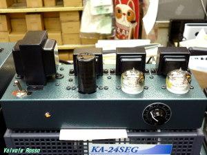TESLA RC5B 単段+ライントランスのプリアンプ