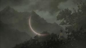 蟲師 『日蝕む翳』日食のシーン 『虚繭取り』綺と、戻ってきた緒