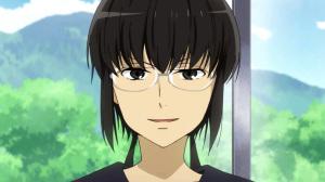「ばらかもん」 新井珠子 (11話) 黒い笑みがイイ!
