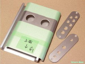 タカチ TAKACHI MXA3-11-16SS (自分で穴加工した物)