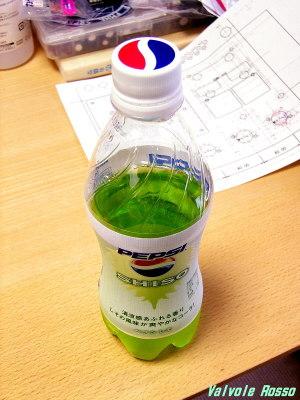 ペプシ SHISO の発売は、2009年6月です。