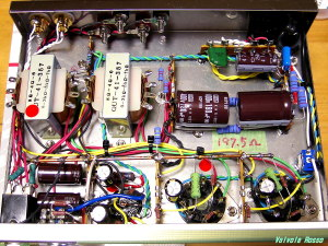 6DJ8-1626 Single Ended Amplifier (Tube Headphone Amplifier) wiring