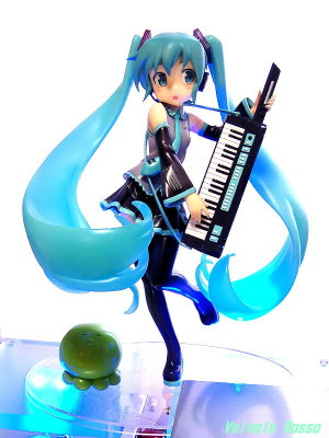 Max Factory 1/7 Scale PVC Figure Hatsune Miku : HSP ver. [ photo : Panasonic DMC-F7 ]