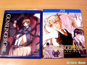 北米版 GUNSLINGER GIRL BD-BOX