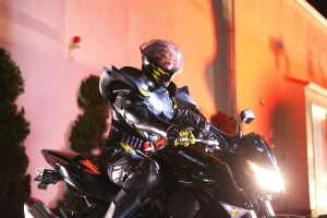 Kawasaki Z1000 (Ⅱ型) 「 キカイダー REBOOT 」(映画) ハカイダー