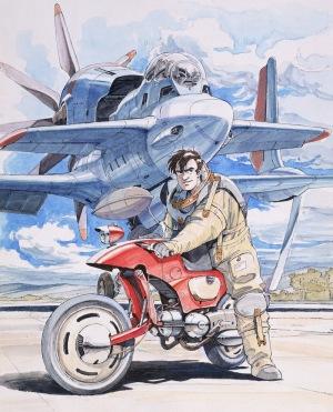 ガイナックス 「王立宇宙軍 オネアミスの翼」(1987年 映画)