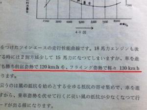 スズキ コレダ ツインエース250TA サービスマニュアル (フライング姿勢で軽々130km/h)