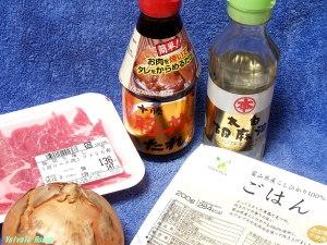 北海道のたれ屋 ソラチ 十勝 豚丼のたれ で豚丼を作るぞ!