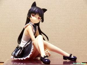 コトブキヤ 俺の妹がこんなに可愛いわけがない 黒猫 -memories 夏コミ-