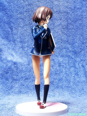 SEGAプライズ この美術部には問題がある! PM 宇佐美みずき 球体関節人形デッサンの為にスカートをキャストオフしてみます。 Anatomy ( human body sketch ) Reference Picture for making Ball-jointed doll